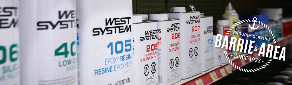 West System Epoxy - Robinson Home Hardware - Barrie Ontario